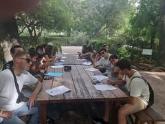 julio (Eduma A.D.) Tags: cursomonitordeocioytiempolibre monitordecampamento monitor jardinbotanico educacionmedioambiental eduma