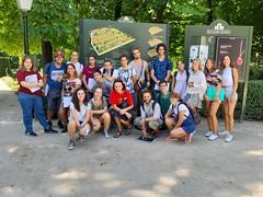 julio (14) (Eduma A.D.) Tags: cursomonitordeocioytiempolibre monitordecampamento monitor jardinbotanico educacionmedioambiental eduma