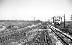 The Tracks at HN Cabin (craigsanders429) Tags: railroadtracks aboardamtrak interlockingtowers hncabin conrail