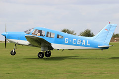 G-CBAL (GH@BHD) Tags: gcbal piper pa28 pa28161 warrior cherokee cherokeewarrior laa laarally laarally2019 aircraft aviation sywellairfield sywell