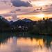 Sunset in Fussen