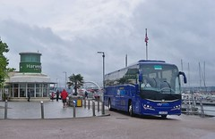 Cruiseship Tours (Better Living Through Chemistry37 (Archive 2)) Tags: plymouthcitybus yx14sfn 321 volvo b11r plaxton plaxtonpanther panther3 torquay beaconquay