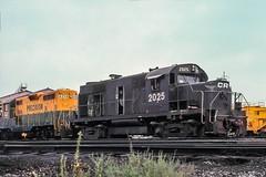 CR 2025 (douglilly) Tags: conrail dewitt rs32