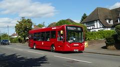 HFirsteen (londonbusexplorer) Tags: metroline west adl enviro 200 dart de1592 dml44016 lk08fle h13 ruislip lido northwood hills st vincents tfl london buses