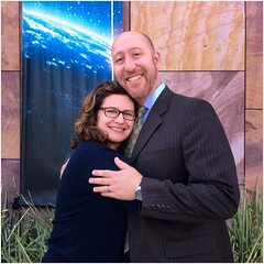 Robin & Drew | Palo Alto, California | August 31, 2019 (steveartist) Tags: family couples marriedcouples jewishcouples parents smiles iphonese snapseed photostevefrenkel