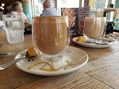 Coffee Time (Helen Orozco) Tags: coffeetime zizzi flatwhite latte falmouth cornwall