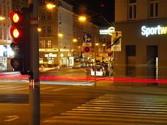 street at night (Elisabeth patchwork) Tags: 7artisan manuallens 50mm street night lights longexposure 7artisans