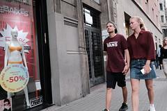 Vans (Bury Gardener) Tags: barcelona spain europe 2019 streetphotography street streetcandids snaps strangers candid candids people peoplewatching folks fujixt3 fujifilm