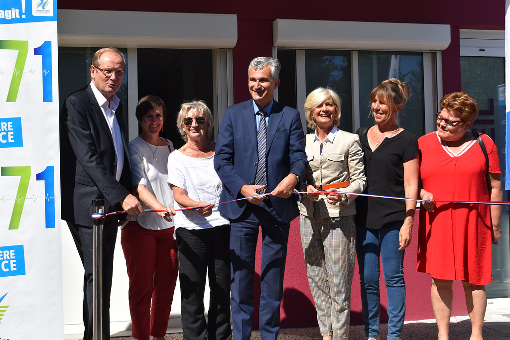 Inauguration Antenne Médiacle