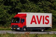 BT14756 (18.09.04, Motorvej 501, Viby J)DSC_9607_Balancer (Lav Ulv) Tags: 259924 avis mercedesbenz atego atego916 atego967 2017 rentaltruck e6 euro6 4x2 red white boxlorry boxtruck truck truckphoto truckspotter traffic trafik verkehr cabover street road strasse vej commercialvehicles erhvervskøretøjer danmark denmark dänemark danishhauliers danskefirmaer danskevognmænd vehicle køretøj aarhus lkw lastbil lastvogn camion vehicule coe danemark danimarca lorry autocarra danoise vrachtwagen motorway autobahn motorvej vibyj highway hiway autostrada