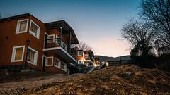 Hotel2 (Est3ban.T) Tags: orange night sunset gold holidays road path high landscape chill catamarca lodging composition pretty nikon d3300 nikond3300 reflex dslr lightroom