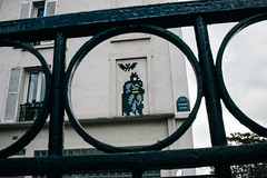 invader - PA_1261 (nalice_malice) Tags: paris12 îledefrance フランス共和国 12e invader pa1261 paris spaceinvader streetart
