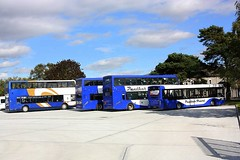 Panther and Tendring Travel (Chris Baines) Tags: panther tendring travel buses