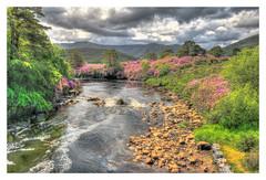 Connemara IR - Aaslegha Falls and Eriff River (Daniel Mennerich) Tags: aasleghafalls connemara aasleagh erriff canon dslr eos hdr hdri spiegelreflexkamera slr ireland eire irland éire irlande ирландия irlanda