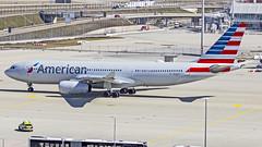 American Airlines Airbus A330-200 N292AY Munich (MUC/EDDM) (Aiel) Tags: americanairlines airbus a330 a330200 n292ay munich canon60d sigma60600