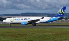 Air Caraïbes Atlantique F-HHUB, (Inger Bjørndal Foss) Tags: fhhub aircaraïbesatlantique aircaraïbes airbus a330 osl engm gardermoen
