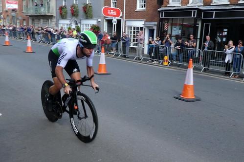 Tour of Britain 2019 - Pershore - Mark Cavendish