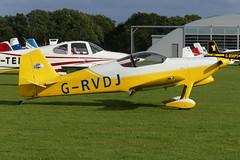 Van's RV-6 G-RVDJ (Gavin Livsey) Tags: grvdj rv6 laarally sywell