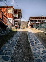 Hotel (Est3ban.T) Tags: orange day holidays road path high landscape chill catamarca lodging composition pretty nikon d3300 nikond3300 reflex dslr lightroom