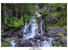 Waterfall (Ignacio Ferre) Tags: cascada waterfall benasque pirineos pyrenees huesca aragón españa spain nikon agua water naturaleza nature green verde