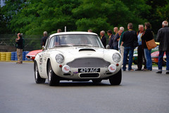 1960 Aston Martin DB4GT (pontfire) Tags: le mans classic lmc 1960 aston martin db4gt 60 60s db4 gt sports cars voiture sport sportive old antique vieille ancienne collection car auto autos automobili automobile automobiles voitures coche coches wagen pontfire oldtimer vintage classique bil αυτοκίνητο 車 автомобиль la british england anglaise david brown luxury luxe exception superleggera anglais english britain gb 自動車 מכונית en vieux automotive véhicule race course rennwagen carreras de db 4 2012