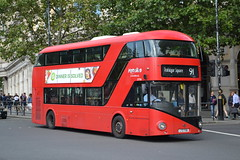 Metroline LT756 LTZ1756 (Will Swain) Tags: trafalgar square 19th august 2019 london greater city centre capital south bus buses transport transportation travel uk britain vehicle vehicles county country england english metroline lt756 ltz1756 756 1756
