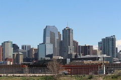 A view of downtown Denver, Colorado (Hazboy) Tags: hazboy hazboy1 denver broncos nfl may 2019 colorado west western us usa america mile high city stadium football