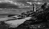 The Old Lighthouse BW