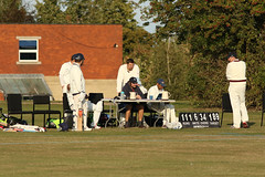 76 (Dale James Photo's) Tags: thame town cricket club iiis 3s thirds threes versus buckingham cc ivs 4s fours cherwell league division eight village promotion decider
