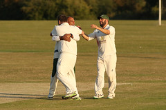 117 (Dale James Photo's) Tags: thame town cricket club iiis 3s thirds threes versus buckingham cc ivs 4s fours cherwell league division eight village promotion decider