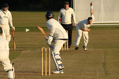101 (Dale James Photo's) Tags: thame town cricket club iiis 3s thirds threes versus buckingham cc ivs 4s fours cherwell league division eight village promotion decider