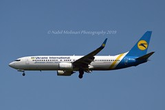 Ukraine International Airlines UR-PSR Boeing 737-8KV Winglets cn/38124-5977 @ LFPG / CDG 15-06-2019 (Nabil Molinari Photography) Tags: ukraine international airlines urpsr boeing 7378kv winglets cn381245977 lfpg cdg 15062019