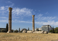 Temple of Olympian Zeus Athens 030919 N63A9323-a (Tony.Woof) Tags: temple olympian zeus athens