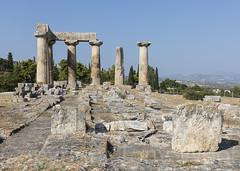 Temple of Apollo Corinth 060919 N63A0332-a (Tony.Woof) Tags: temple apollo corinth
