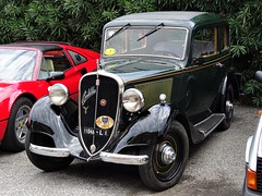 1934 Fiat 508 Balilla (Alessio3373) Tags: auto cars vintage oldcars classiccars oldtimer fiat balilla fiatbalilla fiat508balilla 1934