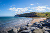 SJ2_1712 - Skinningrove (SWJuk) Tags: swjuk uk unitedkingdom gb britain england yorkshire northyorkshire yorkshirecoast coast coastal skinningrove seaside seascape sea ocean northsea beach sand seadefences waves clevelandway bluesky clouds light sunlight 2019 sep2019 autumn holidays nikon d7200 nikond7200 nikkor1755mmf28 rawnef lightroomclassiccc
