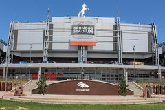 Mile High Stadium, home of the Denver Broncos (Hazboy) Tags: hazboy hazboy1 denver broncos nfl may 2019 colorado west western us usa america mile high city stadium football