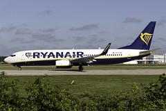 Ryanair 737-800 EI-FTH at Manchester Airport MAN/EGCC (dan89876) Tags: ryanair boeing 737 b738 737800 7378as eifth manchester international airport takeoff 23l south side man egcc