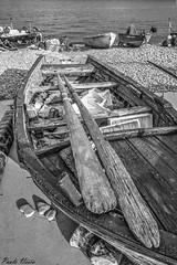 La piccola pesca (Pablos55) Tags: barca remi mare pesca boat sea fishing oars
