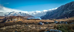 Loch Maree, Wester Ross, Scotland (hkcarmic) Tags: lochmaree lochewe riverewe scotland northwesthighlands vikings irishmonks wilderness february wintersun
