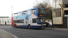 MX55KSE (jeff.day48) Tags: mx55kse 18384 adl trident alx400 stagecoachsouthwest newtonabbotbusstation sherborneroad hop12