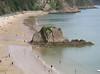 Tenby - high tide (A)