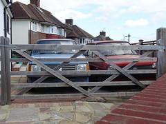 Abandoned Vauxhall Nova & Ford Fiesta Mk1 (Neil's classics) Tags: vauxhall nova ford fiesta mk1