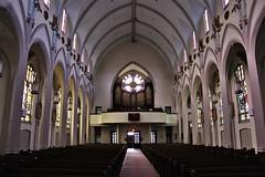 Saint Joseph Church / All Saints Parish. Haverhill, Massachusetts (Stephen St-Denis) Tags: saint joseph church haverhill casavant frères pipe organ