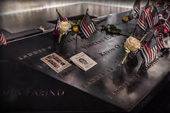Heros fallen. Never forgotten. clrs-3710 (P.E.T. shots) Tags: solemn mourning tragedy horror war heros fallen bravery firefighters victims loss neverforget september 11 2001 honor memorial 911
