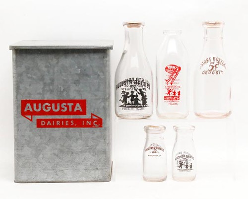 Augusta Dairies Inc. Tin Box ($72.80)