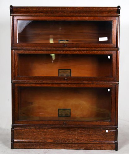Oak Barrister Bookcase ($560.00)