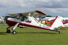 PZL-104 Wilga 35A G-BUNC (Gavin Livsey) Tags: wilga pzl104 gbunc laarally sywell