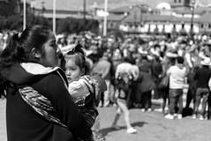 Parade (LeeDylanLeeDyl) Tags: d3300 35mm 18 peru black white bw bnw cusco qusqo machu picchu inca incas candid parade plaza spanish espanol