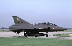 Draken (Rob Schleiffert) Tags: saab saabdraken sk35 tf35 royaldanishairforce rdaf danishairforce bremgarten at160